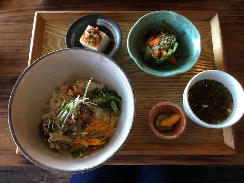 Kamakura: Magokoro - Organic and Hemp Cafe