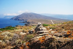 View over Asinara National Park, Sardinia