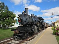 Railroad Days at Monticello Railway Museum - 9/21/2014
