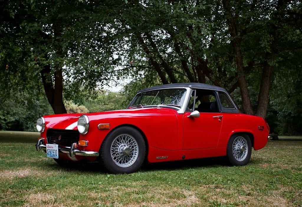 1964 MG Midget Mk1 1098