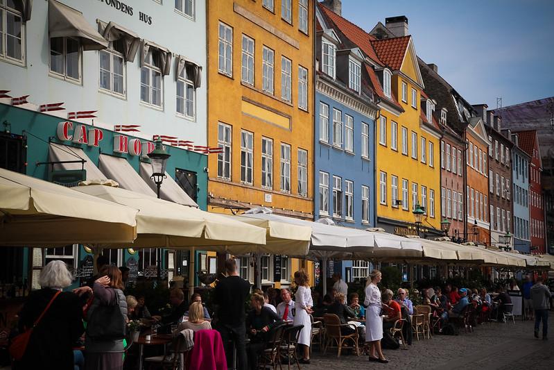 Nyhavn, Copenhagen, Denmark [] 1/1000 sec at f/9.0