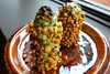 Corn On The Cobb: Roasted Corn, Corn Pudding, Homemade Corn Nuts , Gadarene Swine