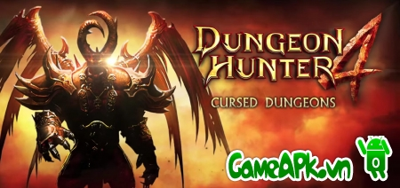 Dungeon Hunter 4 v1.8.0k hack full tiền cho Android