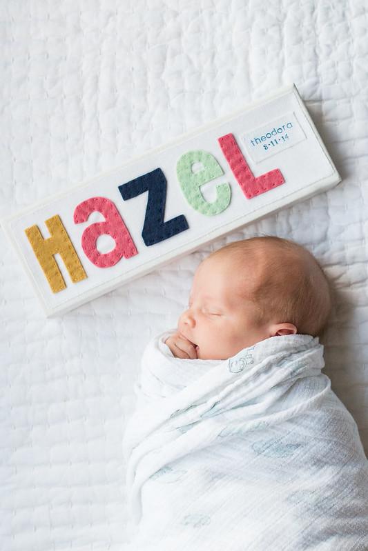 'hazel' by lucinda :)