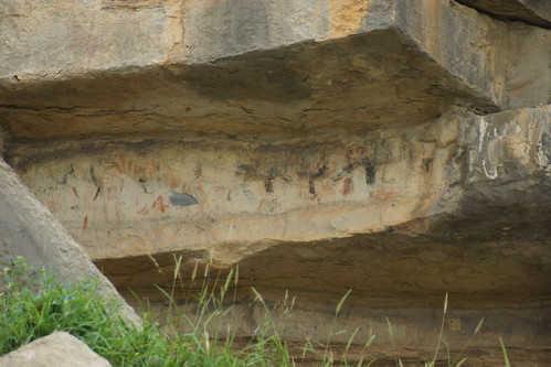 history texas archeology anthropology americanindian pictograph paintrock sonya65