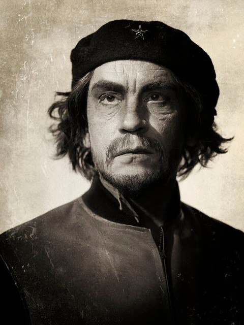 Sandro Miller, Alberto Korda : Che Guevera (1960), 2014