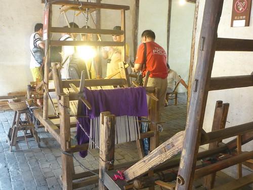 Zhejiang-Wuzhen-Atelier de teinture (11)