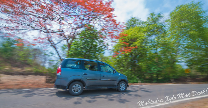The Mahindra Xylo Mad Dash!