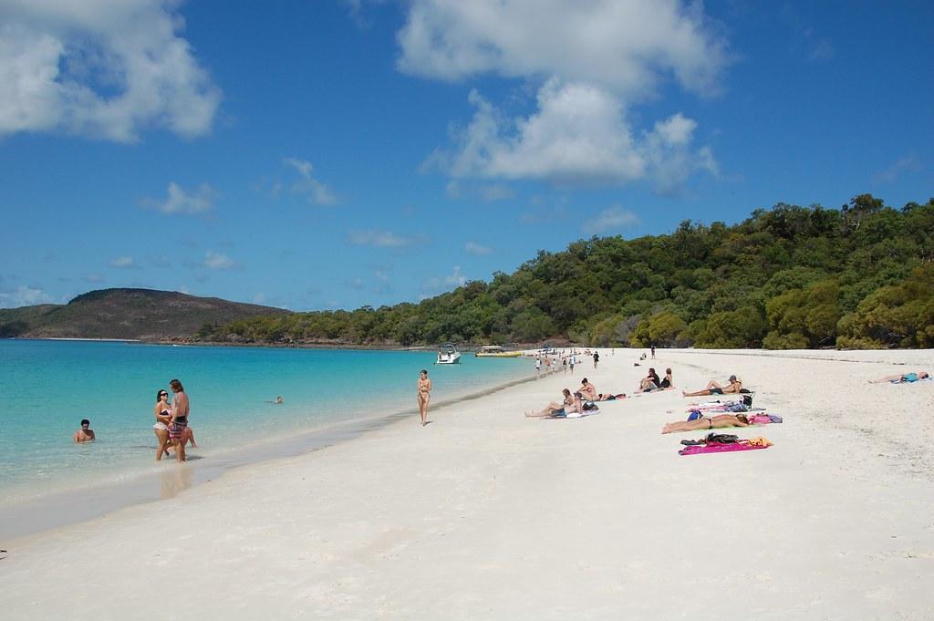 Playa Whitehaven Beach