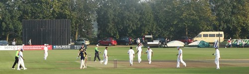140919 - Ecumenical Cricket Match - Canterbury