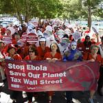 National Nurse Survey Shows Hospitals Still Not Prepared for U.S. Ebola Patients