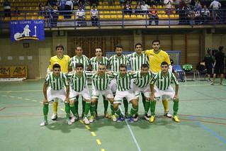 El Real Betis FSN comienza este sábado la defensa del título de liga