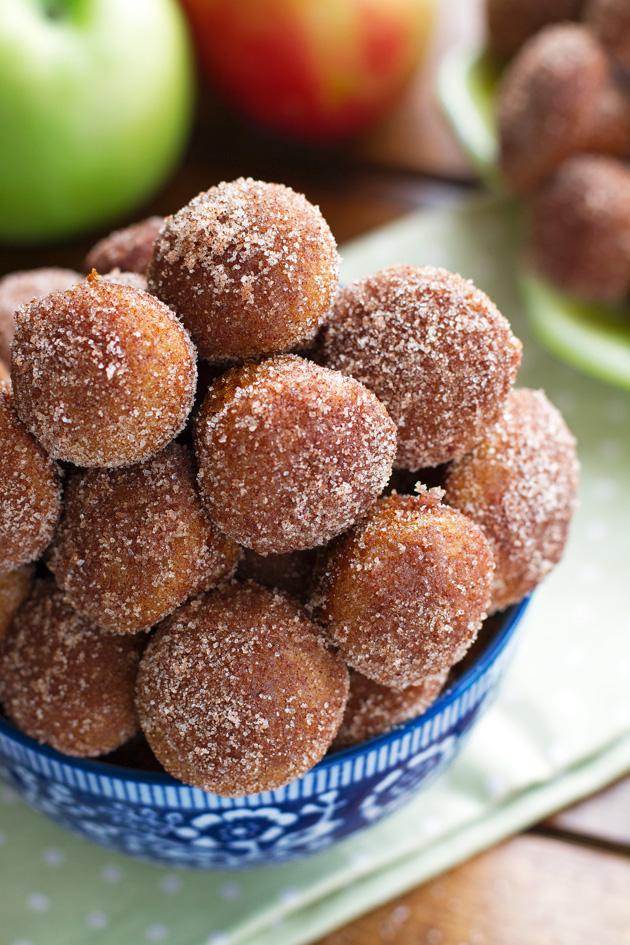 Baked-Apple-Cider-Donut-Holes-3