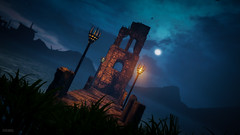 Middle Earth: Shadow of Mordor / At the Water at Night