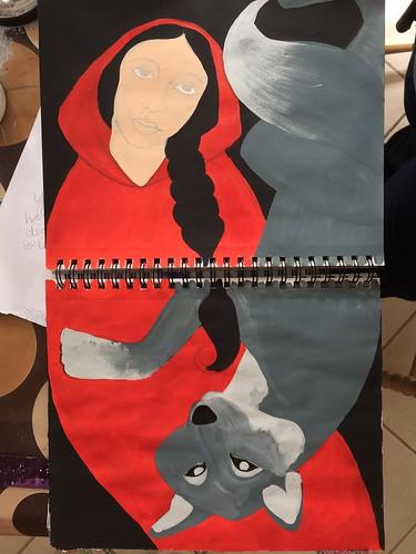 10b Red Riding Hood