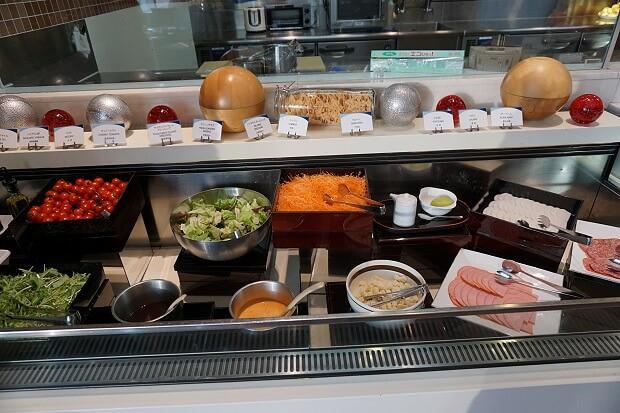 170325 ヒルトン成田テラスレストラン朝食4