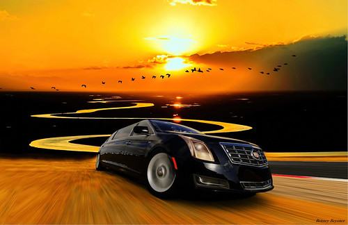 Cadillac XTS Limousine 2013