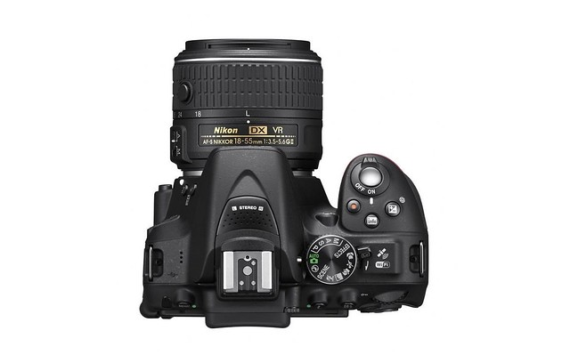 Nikon D5300 Digital SLR Camera (6)