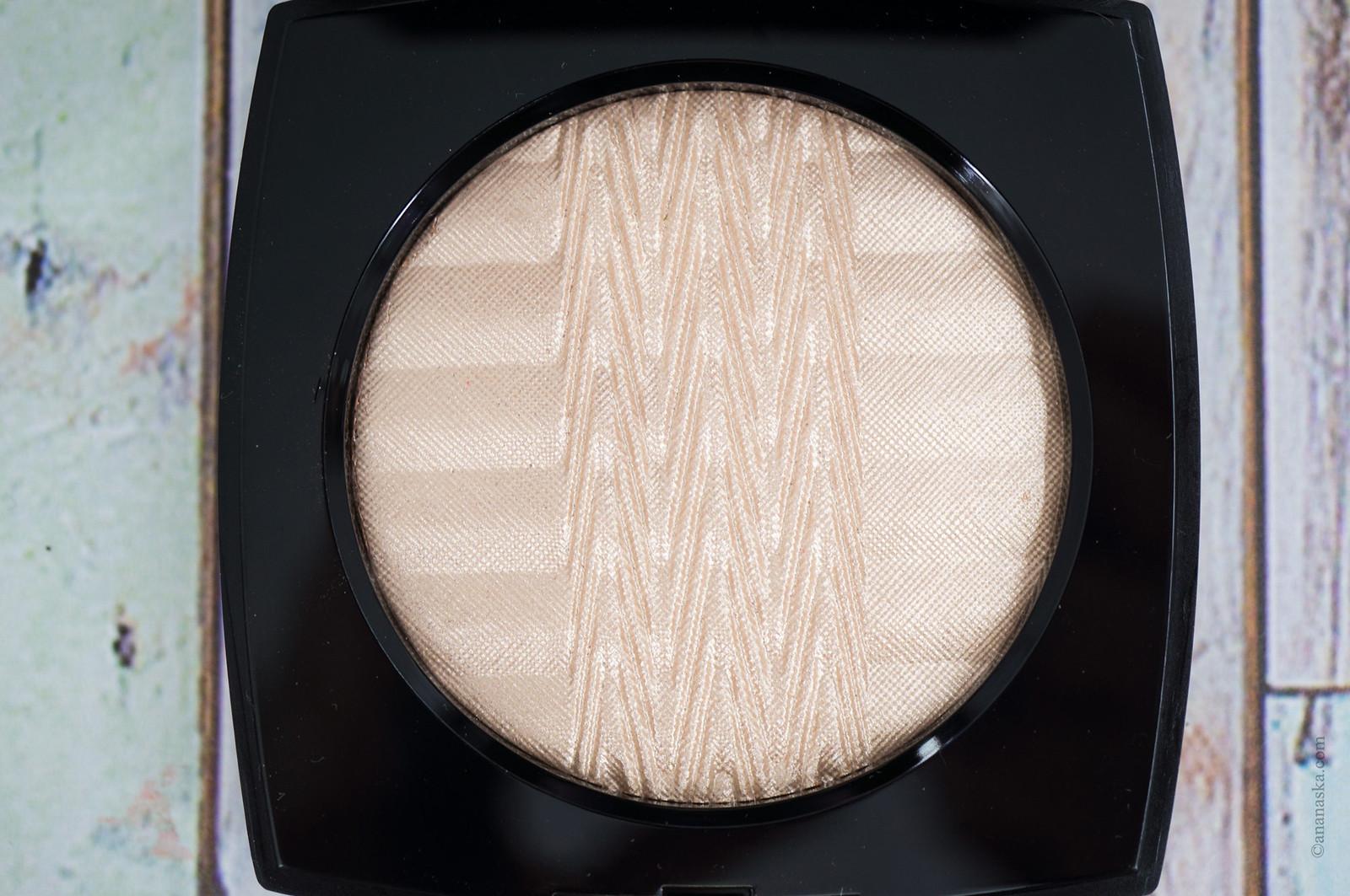 Chanel Exclusive Creation Plisse Lumiere de Chanel