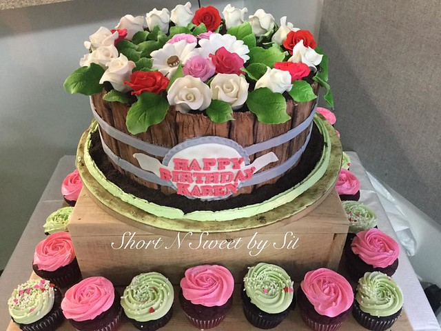 Cake from Short N Sweet by Sil