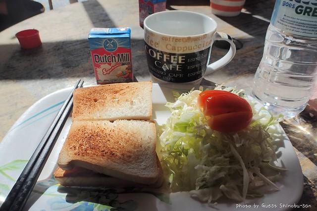 朝食♪ おかわりしちゃったw