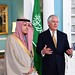 Secretary Tillerson and Saudi Foreign Minister Adel Al-Jubeir Address Reporters in Washington by U.S. Department of State