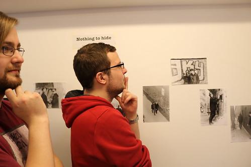 Mensch, Maschine, Möglichkeiten: Ausstellung Schwarz-Weiß-Fotografie