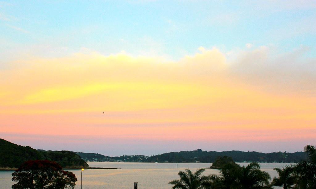 paihia-sunset
