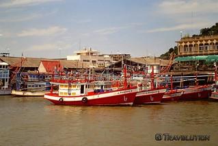 Chumpon Harbour