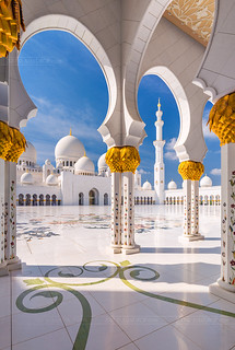 _MG_9056_web - Arches of Sheikh Zayed Mosque