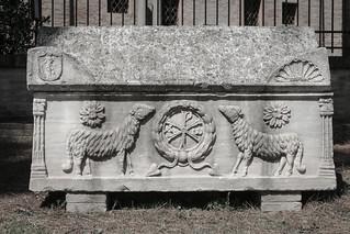 Tomb, Mausoleum of Galla Placidia, Ravenna