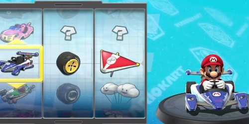 Mario Kart 8: Vehicles and Customization