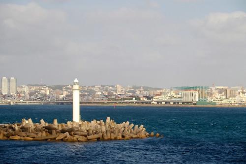 那覇港 Naha Port,Okinawa