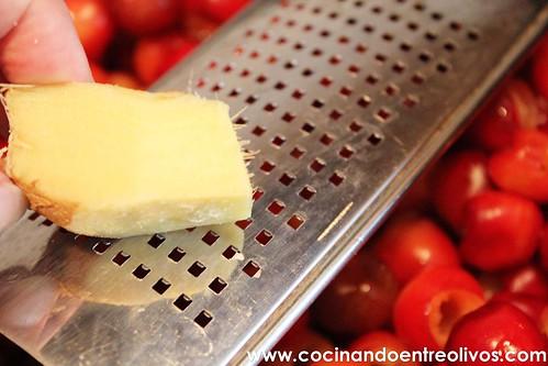 Chutney de cerezas www.cocinandoentreolivos (9)