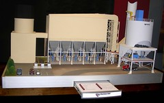29-Treatment_Plant_scale_architectural_industrial_model