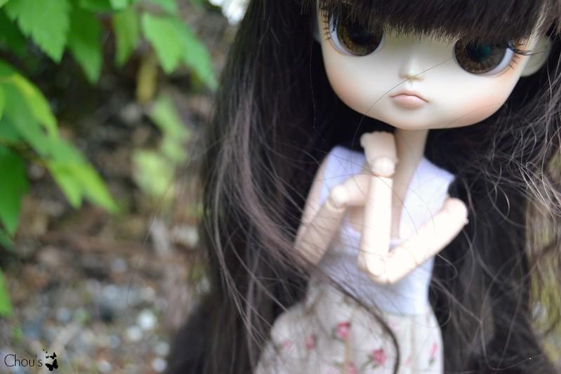 Wondering girl, Mio