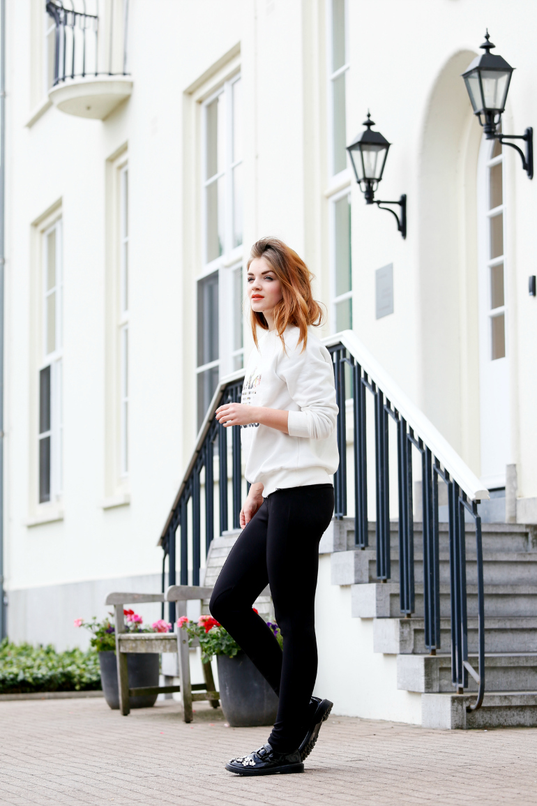 How to deal met een witte trui