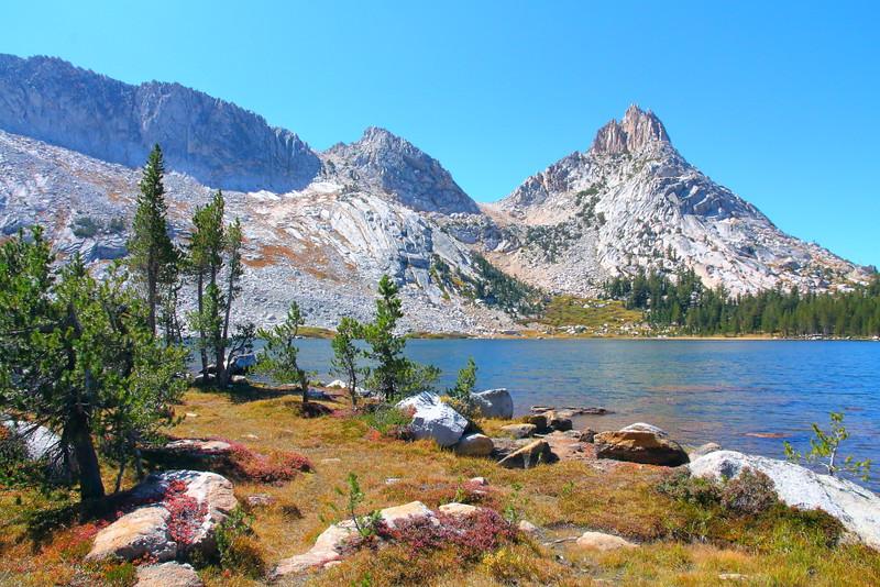 IMG_5052 Ragged Peak and Young Lake, Yosemite National Park