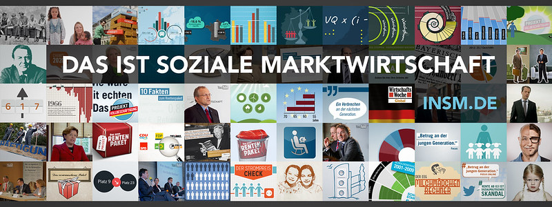 Coverbild der Initiative Neue Soziale Marktwirtschaft