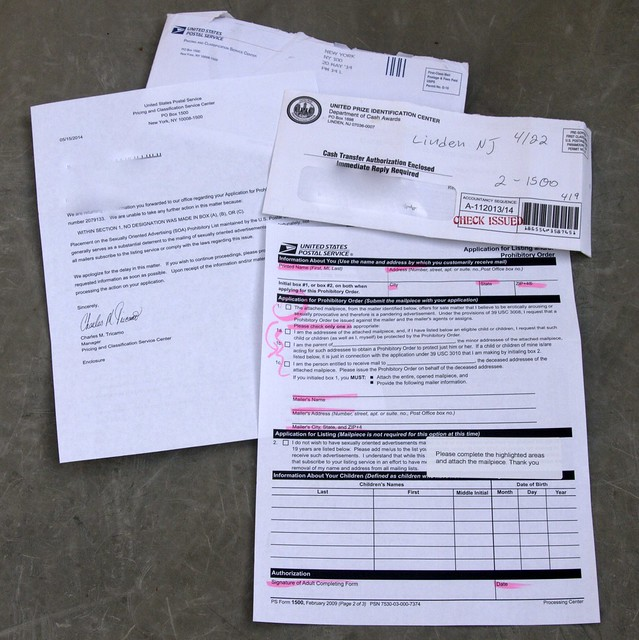 Drowning in Junk Mail – How to Stop Scam Junk Mail Using a ...