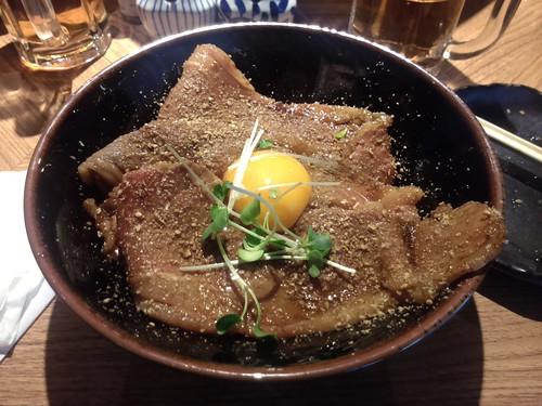 Otoko meshi beef don