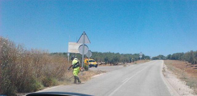 AionSur 14378019113_96540a98fd_o_d Fomento dice que la carretera Arahal-Morón se arreglará cuando esté terminado un nuevo proyecto si hay disponibilidad presupuestaria Provincia Sociedad  Carretera Arahal Moron