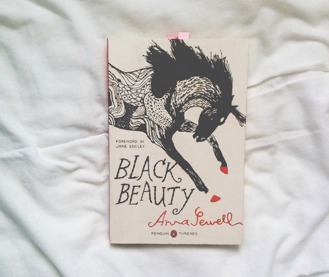 black beauty anna sewell lifestyle blog book uk vivatramp on my shelf