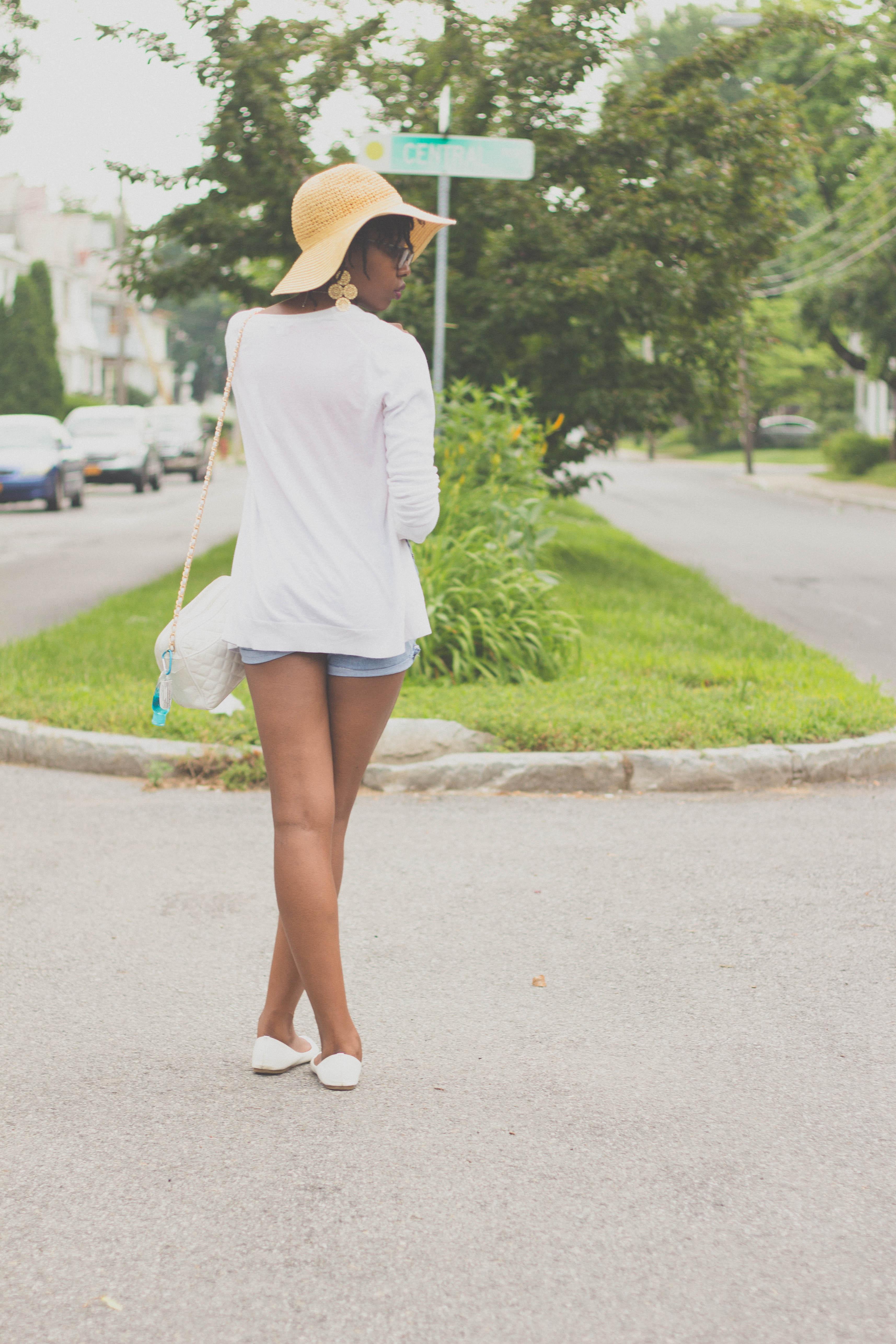 Sun Hats & Short Shorts