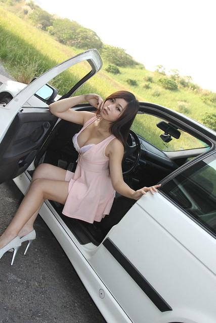 2013  新北市.淡水.忠烈祠.Vivi Hsu.車模.外拍
