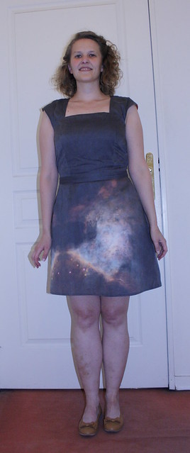 Orion Bar dress - front