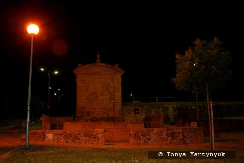 46 - провинция Португалии - маленькие города, посёлки, деревушки округа Каштелу Бранку