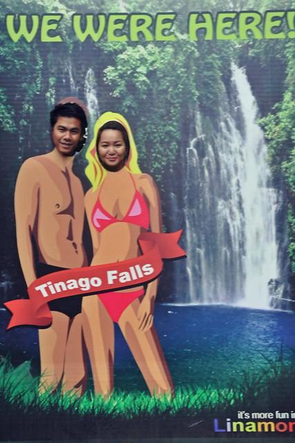 Tinago Falls, Lanao del Norte, Philippines