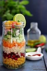 Split Bengal Gram & Ivory Lentil Salad