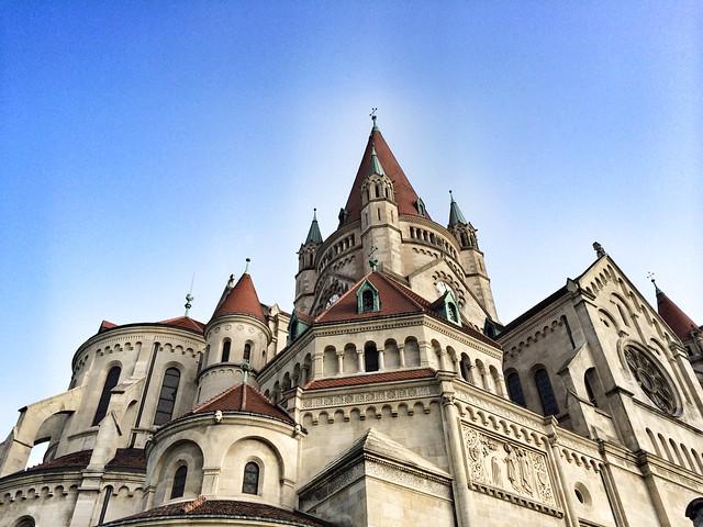 Vienna - Church